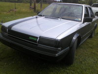1988 Nissan Stanza Overview