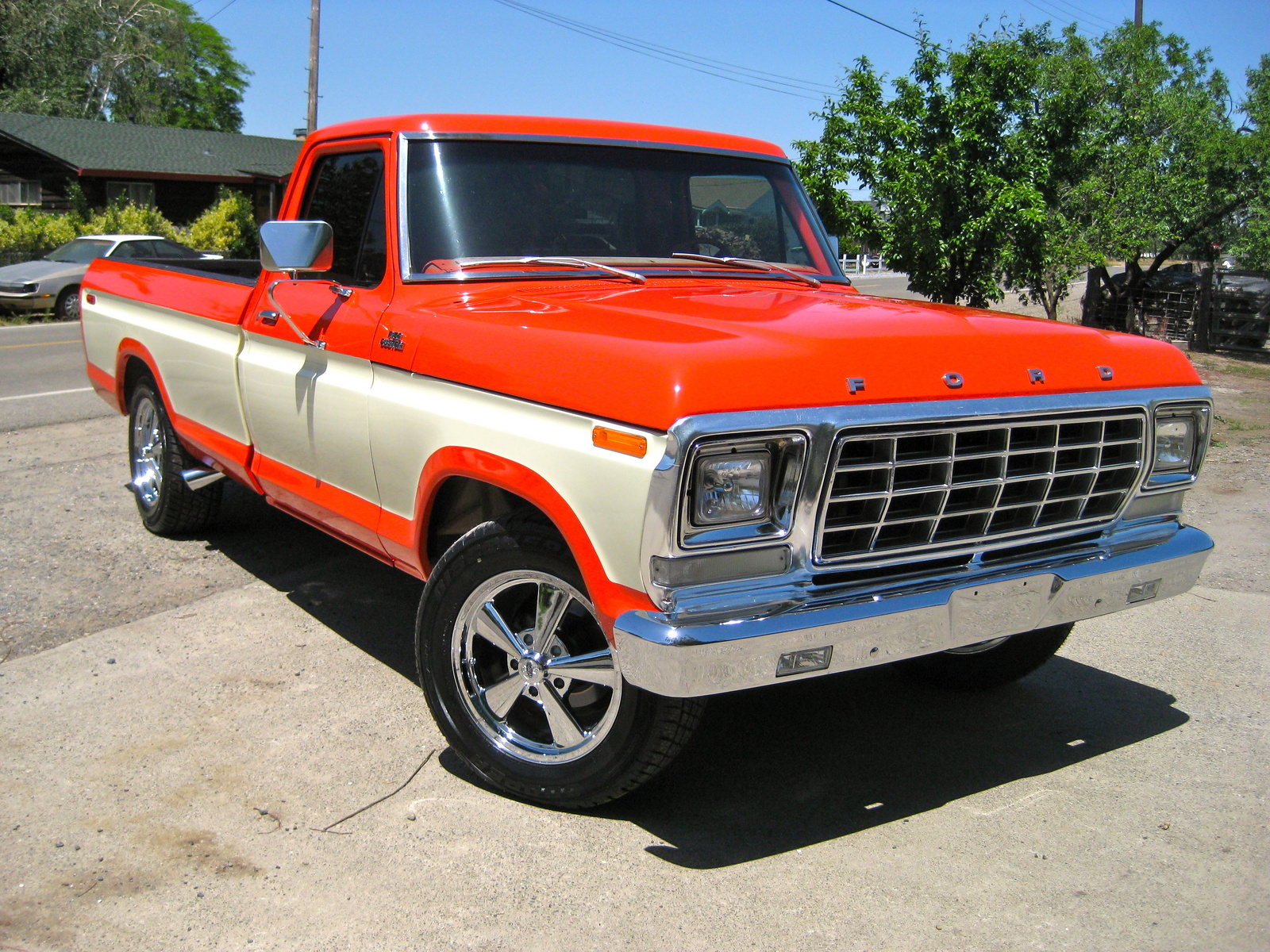 1978 Ford F-150 - Pictures