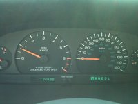 Picture of 2000 Chrysler Grand Voyager 4 Dr SE Passenger Van Extended, interior