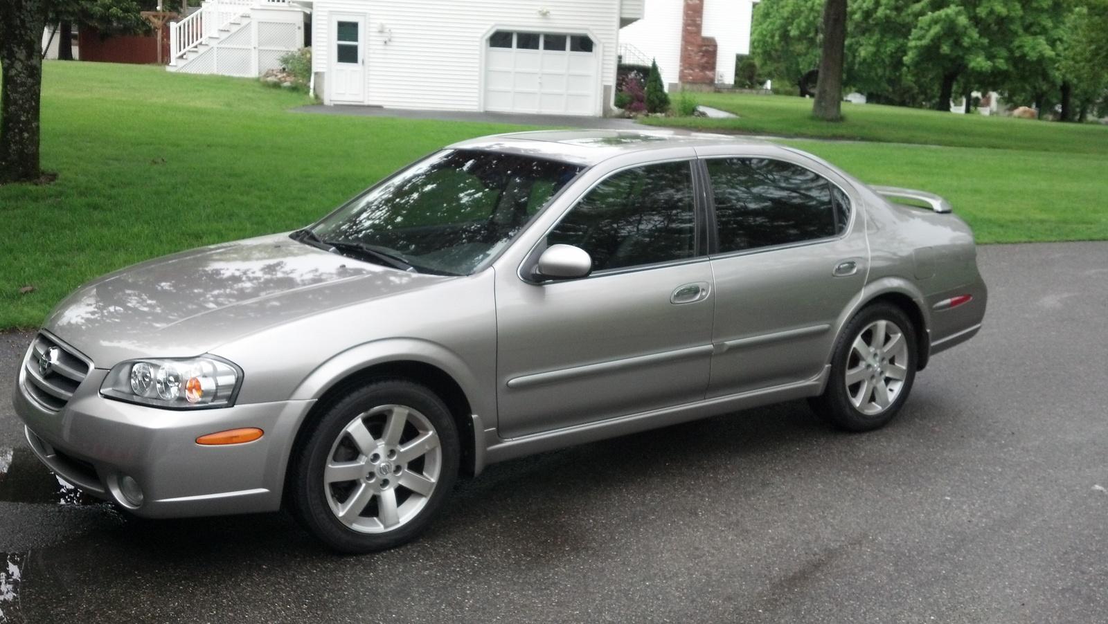 1998 Honda Accord Reviews >> 2002 Nissan Maxima - Exterior Pictures - CarGurus