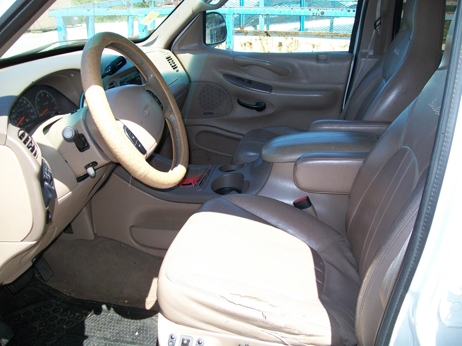 Picture Of 1997 Ford Expedition 4 Dr Eddie Bauer 4wd Suv Interior