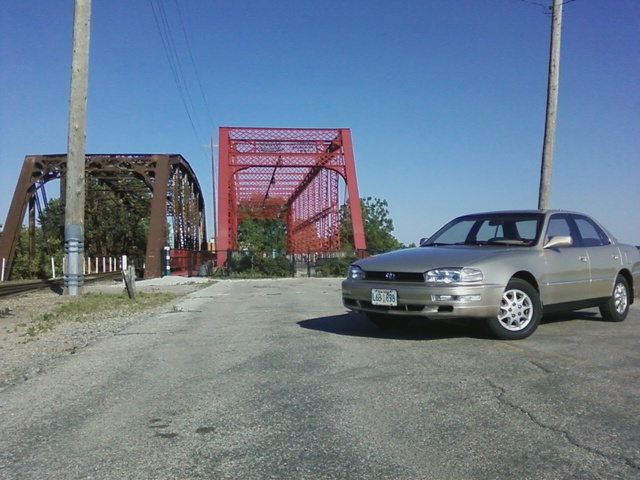 Picture of 1993 Toyota Camry XLE, exterior, gallery_worthy