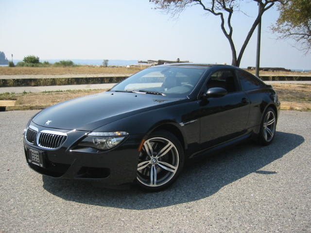 2009 Bmw M6 Overview Cargurus