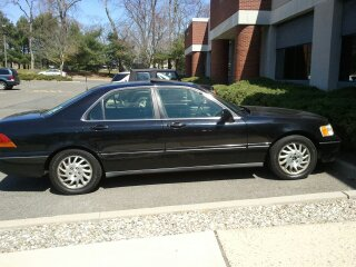 Picture of 1998 Acura RL 4 Dr 3.5 Sedan