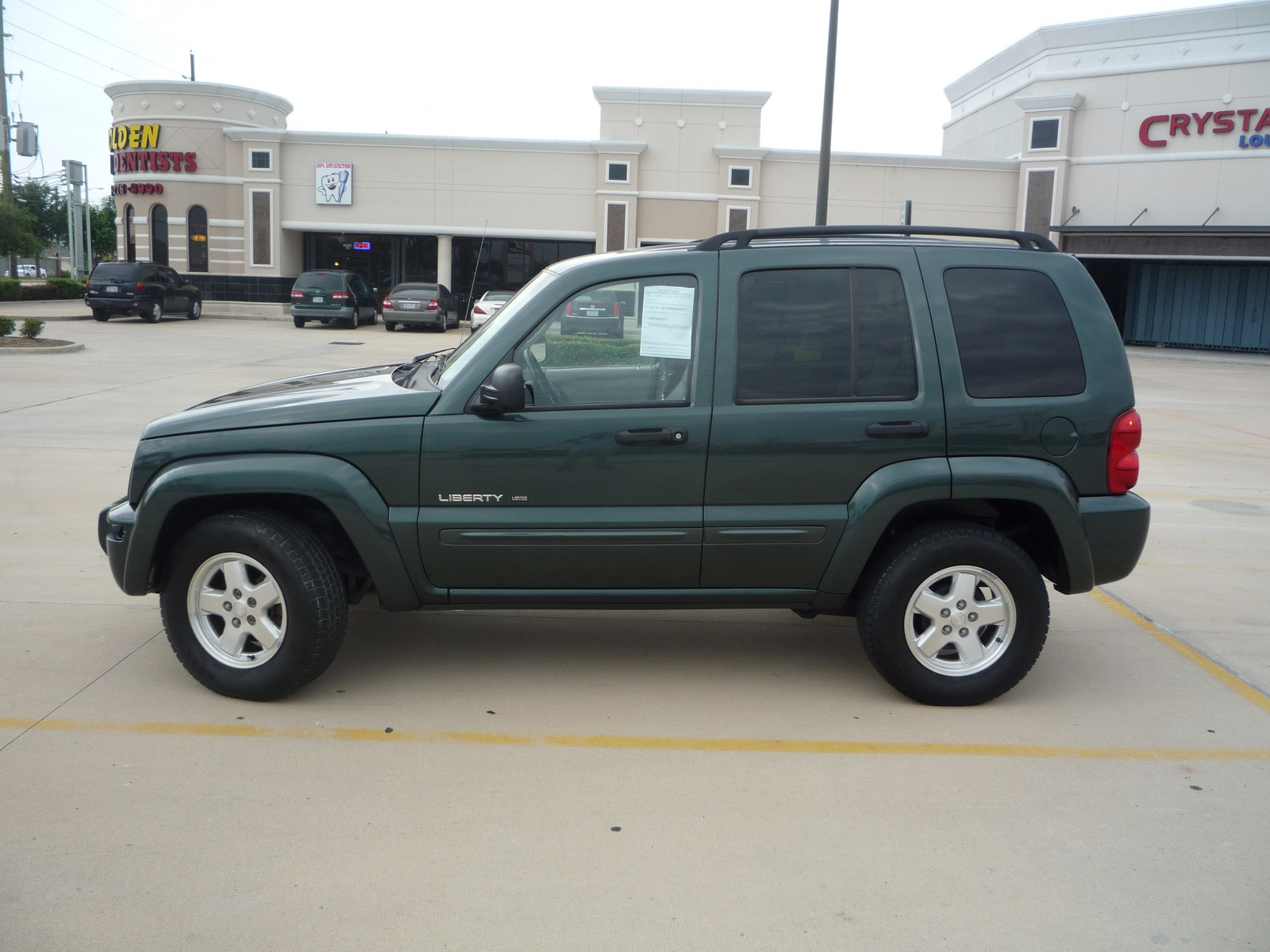 2002 jeep liberty limited picture of 2002 jeep liberty limited. Cars Review. Best American Auto & Cars Review