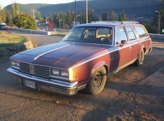 Picture of 1982 Oldsmobile Custom Cruiser