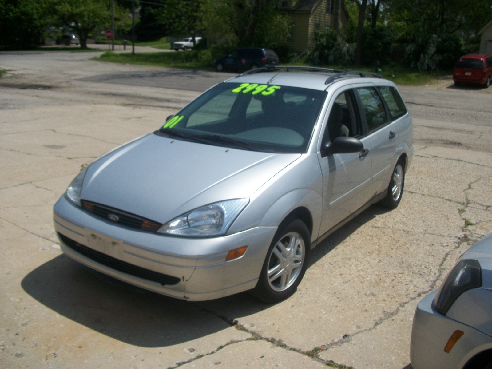 2001 ford focus wagon specs. Black Bedroom Furniture Sets. Home Design Ideas