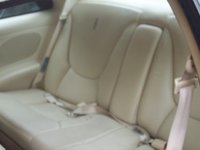 1997 Lincoln Mark VIII 2 Dr STD Coupe picture, interior