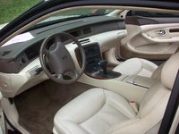 Picture of 1997 Lincoln Mark VIII 2 Dr STD Coupe, interior, gallery_worthy