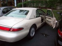 1997 Lincoln Mark VIII 2 Dr STD Coupe picture, exterior
