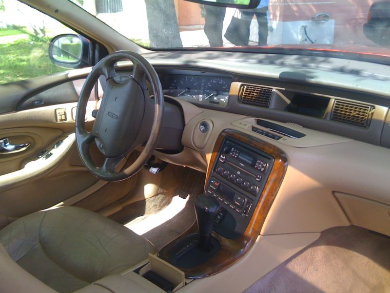 Picture of 1997 Lincoln Mark VIII 2 Dr LSC Coupe, interior