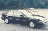 1989 Acura Integra Overview