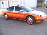 Picture of 1998 Ford Taurus LX, exterior
