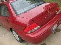 2002 Mitsubishi L200 Overview
