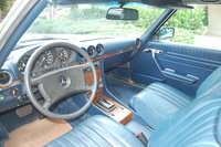 Picture of 1982 Mercedes-Benz 280, interior