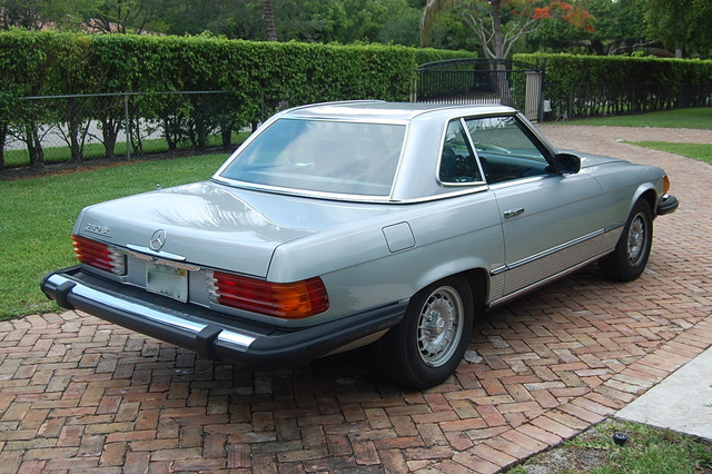 Picture of 1982 Mercedes-Benz 280