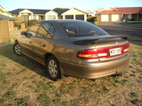 1998 Holden Commodore Overview