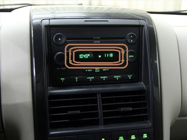 Ford Explorer Questions 2006 Xlt Audio System Cargurusrhcargurus: 2006 Ford Explorer Audio Systems At Elf-jo.com