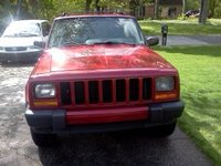 Picture of 1999 Jeep Cherokee 4 Dr Classic 4WD SUV, exterior