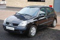 2001 Renault Clio Overview