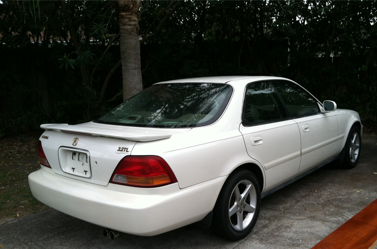 Picture of 1996 Acura TL 4 Dr 3.2 Sedan