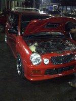 Picture of 2005 Perodua Kelisa, engine