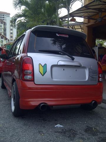 Picture of 2005 Perodua Kelisa