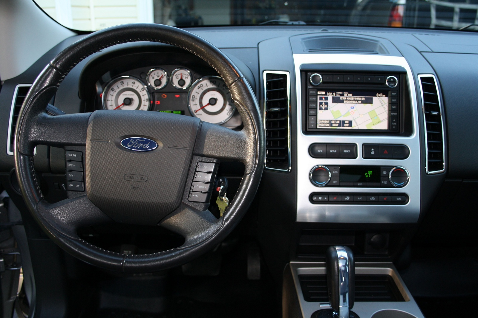 Ford Edge Interior Dimensions Pictures