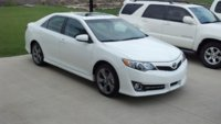 Picture of 2012 Toyota Camry SE V6, exterior, gallery_worthy