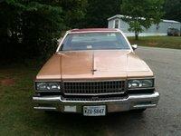 1987 Chevrolet Caprice Overview