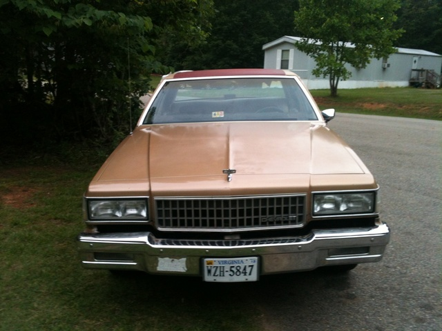 Picture of 1987 Chevrolet Caprice