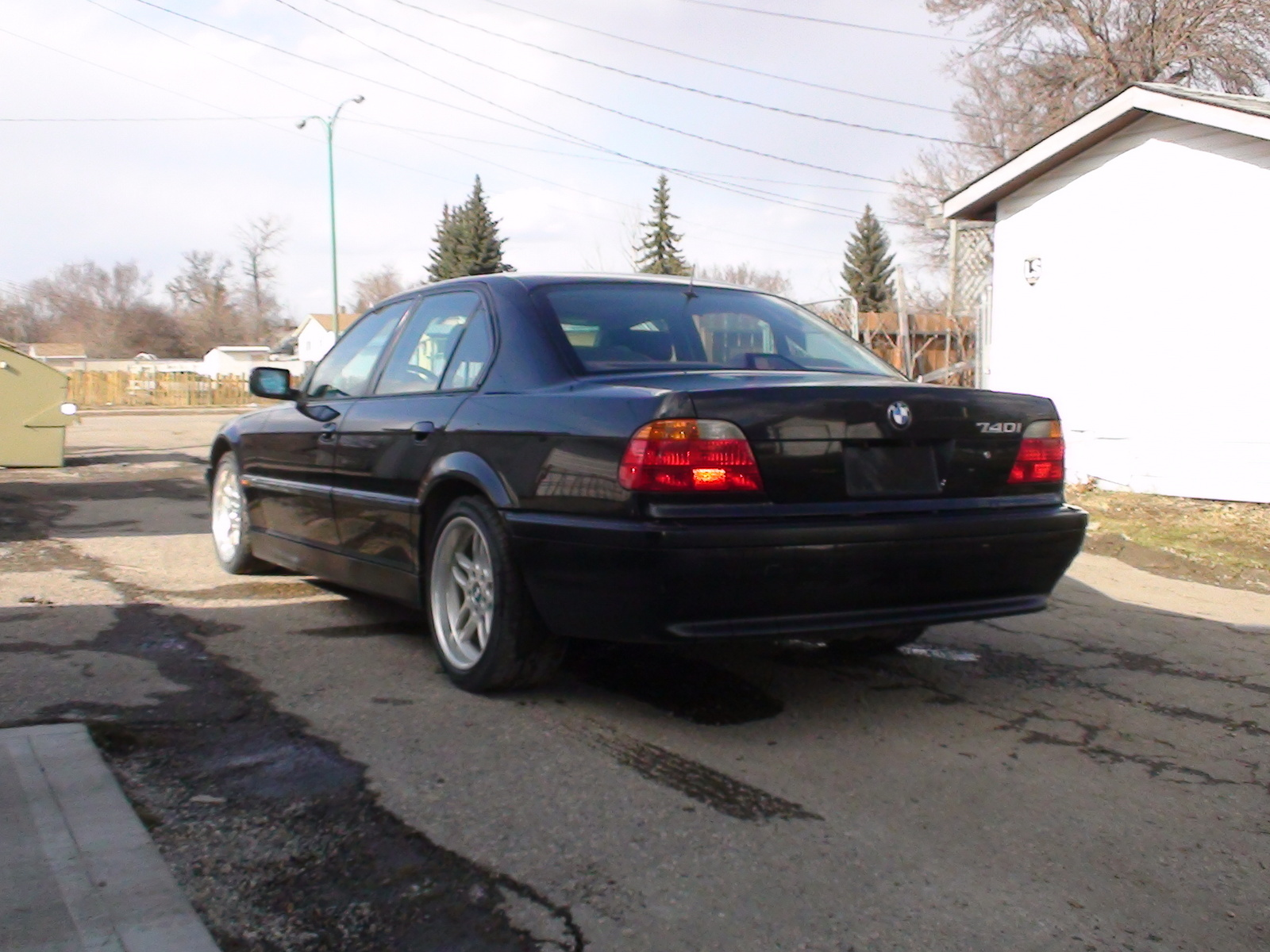 1999 Bmw 7 Series Overview Cargurus