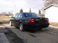 1999 BMW 7 Series picture, exterior