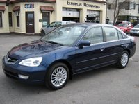 2003 Acura EL Overview