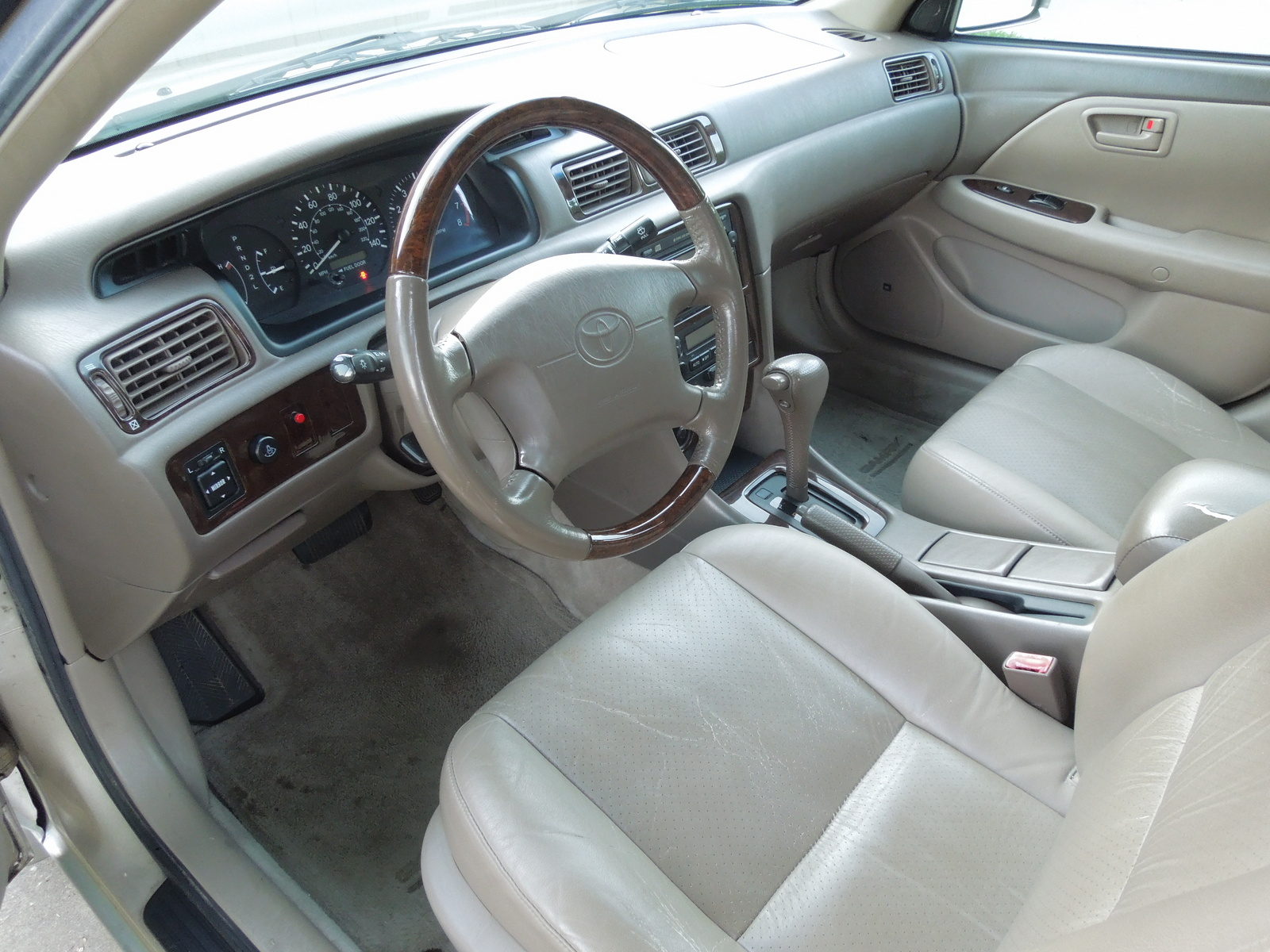 2001 toyota camry interior pictures cargurus. Black Bedroom Furniture Sets. Home Design Ideas