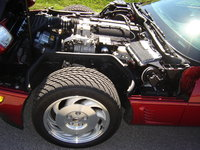Picture of 1995 Chevrolet Corvette Coupe RWD, exterior, engine, gallery_worthy