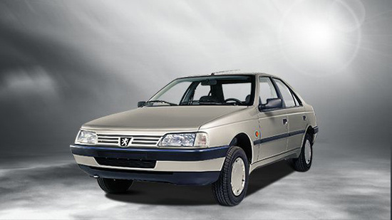Picture of 1997 Peugeot 405