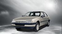 1997 Peugeot 405 Overview