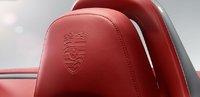2013 Porsche Boxster, Seat detail. , interior, manufacturer