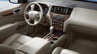 2013 Nissan Pathfinder, Front Seat. , interior, manufacturer