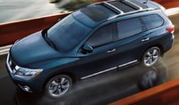2013 Nissan Pathfinder Picture Gallery
