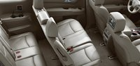 2013 Nissan Pathfinder, Front and back seat., interior, manufacturer