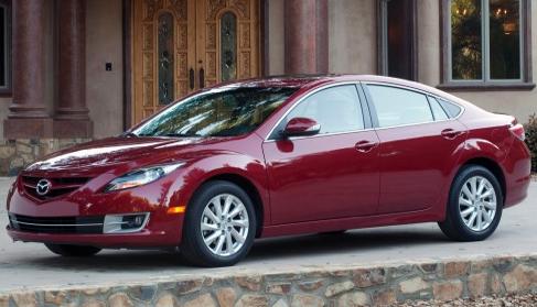 2013 Mazda MAZDA6, Front quarter view., exterior, manufacturer