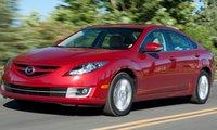 2013 Mazda MAZDA6 Overview