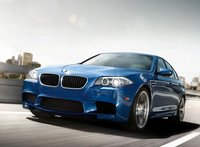 2013 BMW M5 Picture Gallery