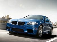 2013 BMW M5 Overview