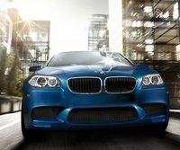 2013 BMW M5, Front View. , exterior, manufacturer