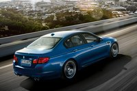 2013 BMW M5, Back quarter view. , manufacturer, exterior