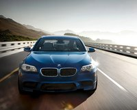 2013 BMW M5, Front View., exterior, manufacturer