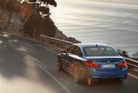 2013 BMW M5, Back View. , exterior, manufacturer